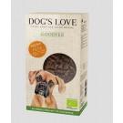 DOG'S LOVE Friandises dinde 150 g- La Compagnie des Animaux