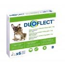 Duoflect Chien 2-10 kg et chat > 5kg 6 pipettes