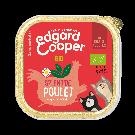 Edgard & Cooper Splendide Poulet BIO pour chat - La Compagnie des Animaux