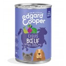 Edgard & Cooper Boite Boeuf Betteraves & Brocoli Chien adulte 6 x 400 g