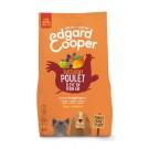 Edgard & Cooper Croquettes au Poulet frais Chien Adulte 2.5 kg- La Compagnie des Animaux