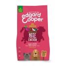 Edgard & Cooper Croquettes BIO au Boeuf et Poulet frais Chien Adulte 2,5 kg- La Compagnie des Animaux
