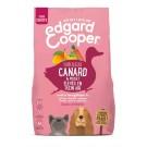 Edgard & Cooper Croquettes Canard et Poulet frais sans céréales Chiot 700 g- La Compagnie des Animaux