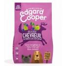 Edgard & Cooper Croquettes Chevreuil frais & Canard Chien adulte 7 kg- La Compagnie des Animaux