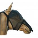 Equivizor Masque anti-mouche avec oreilles pour cheval 67/69 cm
