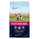 Eukanuba Chien Active Adult Race Miniature au poulet 2 kg - La Compagnie des Animaux