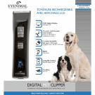 Eyenimal Tondeuse Digital Pet Clipper