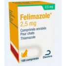 Félimazole 2,5 mg 100 cps