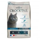 Flatazor Crocktail Chat Sterilised au poisson 2 kg- La Compagnie des Animaux