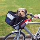 Trixie Front Box sac de transport pour vélo 38 × 25 × 25 cm noir / gris
