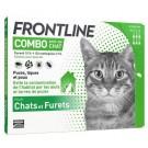 Frontline Combo Chat 6 pipettes- La Compagnie des Animaux