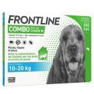 Frontline Combo Chien 10-20 kg 6 pipettes- La Compagnie des Animaux