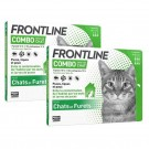 Frontline Combo Chat 3 pipettes- La Compagnie des Animaux
