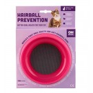 Gamelle OH BOWL Hairball Prevention rose pour chat- La Compagnie des Animaux -