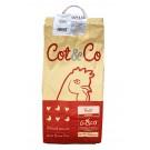 Gasco Cot & Co Bio Poulet croissance 10 kg - La Compagnie des Animaux
