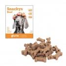 Gloria Snakys friandises au boeuf sans gluten pour chien 75 g