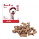 Gloria Snakys friandises au foie sans gluten pour chien 75 g