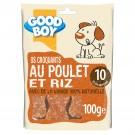 Good Boy Os au Poulet & Riz 100 grs - La Compagnie des Animaux