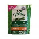 Greenies Petite 20 sticks pour chien de 8 à 11 kg- La Compagnie des Animaux