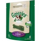 Greenies Large 4 os