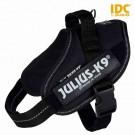 Harnais Power Julius-K9 IDC Baby Noir XS-S 33 à 45 cm