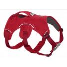 Harnais Ruffwear Web Master Rouge M