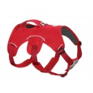 Harnais Ruffwear Web Master Rouge S