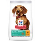 Hill's Science Plan Canine Adult Mini Perfect Weight Poulet 2 kg- La Compagnie des Animaux-