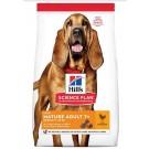 Hill's Science Plan Canine Mature Adult 7+ Light Medium Poulet 14 kg
