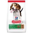 Hill's Science Plan Canine Puppy Medium Agneau & Riz 18 kg