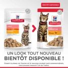 Hill's Science Plan Feline Adult Light Poulet sachets 12 x 85 grs