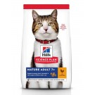 Hill's Science Plan Feline Mature Adult 7+ Poulet 1,5 kg