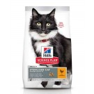 Hill's Science Plan Feline Mature Adult 7+ Sterilised Cat Poulet 3 kg