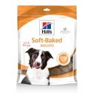 Hill's Soft Baked Biscuits pour chien sachet 220 g- La Compagnie des Animaux