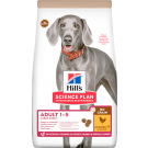 Hill's Science Plan Canine Adult No Grain Large Breed Poulet 14 kg