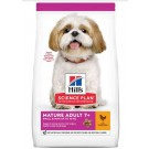 Hill's Science Plan Canine Mature 7+ Small & Mini Poulet 6 kg