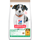 Hill's Science Plan Canine Puppy No Grain Poulet 14 kg