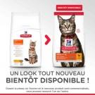 Hill's Science Plan Feline Adult Optimal Care Poulet 15 kg