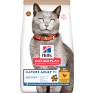 Hill's Science Plan Feline Mature No Grain Poulet 1,5 kg