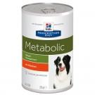 Hill's Prescription Diet Canine Metabolic 12 x 370 grs- La Compagnie des Animaux