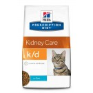 Hill's Prescription Diet Feline K/D Thon 1,5 kg- La Compagnie des Animaux
