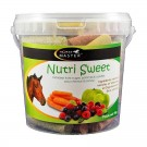 Horse Master Nutri Sweet Friandise TRIPLES SAVEUR cheval 1kg - La Compagnie des Animaux
