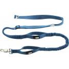 I-DOG Laisse de Traction Canicross Bleu/Gris - La Compagnie des Animaux