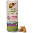 IAMS Naturally Friandises sans céréales au canard pour chien - La Compagnie des Animaux