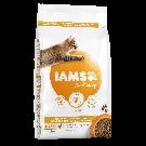 IAMS Vitality croquettes chat adulte anti-boules de poils - La Compagnie des Animaux