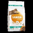 IAMS Vitality croquettes chat stérilisé poulet - La Compagnie des Animaux