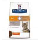 Offre Hill's: 1 sac Hill's Prescription Diet Feline K/D + Mobility 5 kg acheté = 12 sachets de 85 g K/D + Mobility Offerts