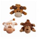 Kong Cozies Naturals peluche pour chien - La Compagnie des Animaux