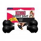 Kong Extreme Goodie Bone noir - La Compagnie des Animaux