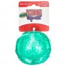 Kong Squeezz Crackle Ball - La Coompagnie des Animaux